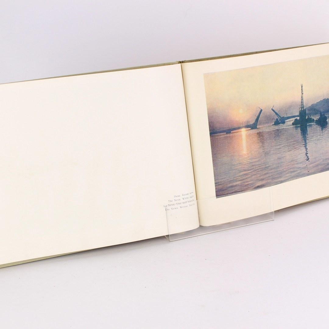 Kniha Leningrad