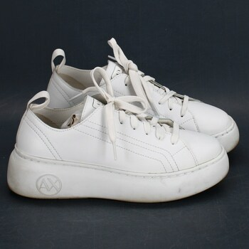 Dámské tenisky Armani The Super Sneaker