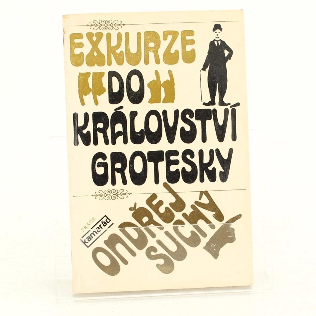 Kniha Ondřej Suchý: Exkurze do království grotesky