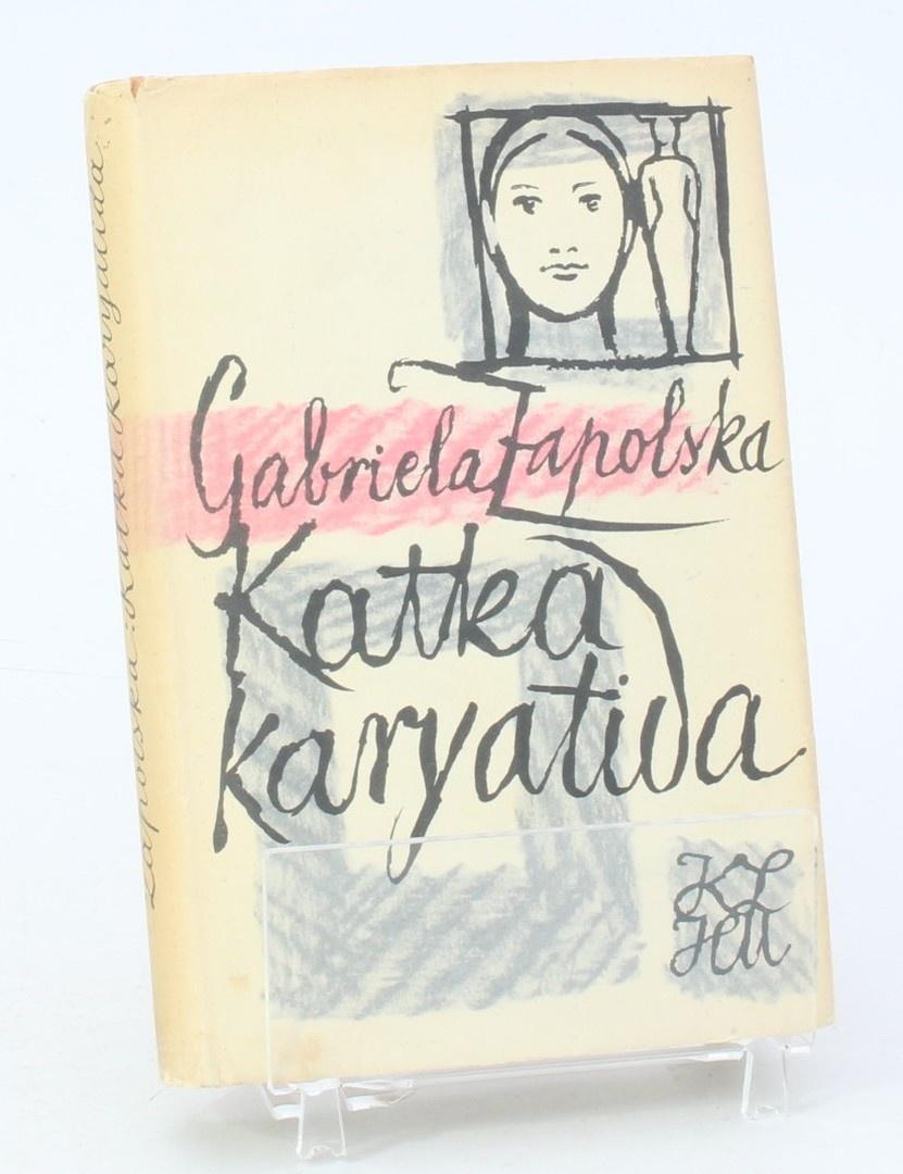 Kniha Gabriela Zapolska: Katka Karyatida