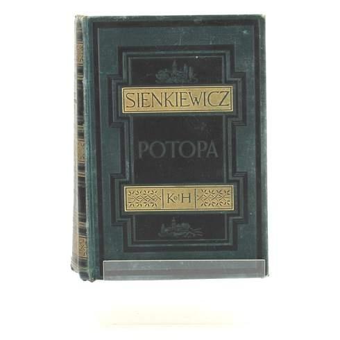 Henrych Sienkiewicz Potopa I.