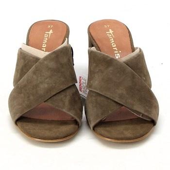 Dámská letní obuv Tamaris pantofle