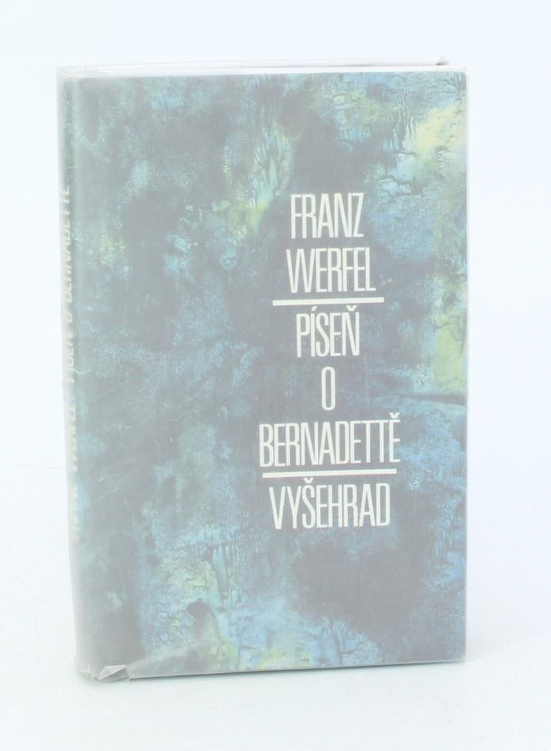 Kniha  Franz Werfel: Píseň o Bernardettě