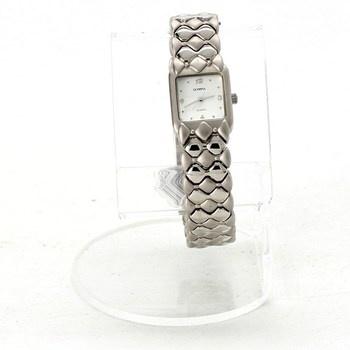 f5f442f3111 Dámské hodinky Olympia kovové