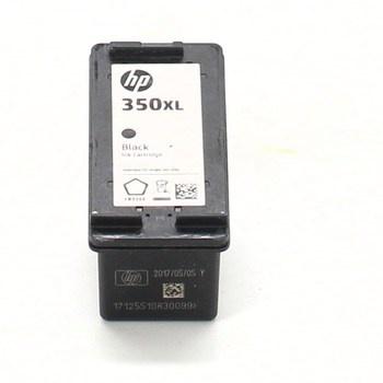 Inkoustová kazeta HP 350XL