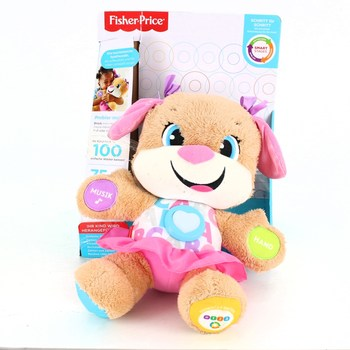 Pejskova sestřička Fisher-Price FPP53 ABC NJ
