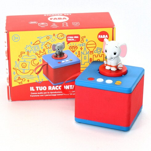 Zvuková hračka FABA FBC10002 ITA