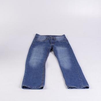 Dětské džíny Y.F.K. modré rovné
