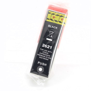Inkoustová náplň Epson 2621 černá