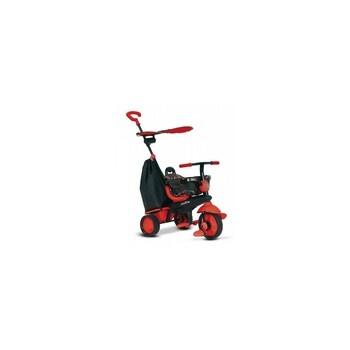 Dětská tříkolka Smart Trike Delight červená