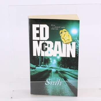 Kniha Ed McBain: Sníh