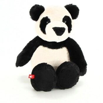 Plyšová panda Sigikid 42266 Shaggi Shanghai