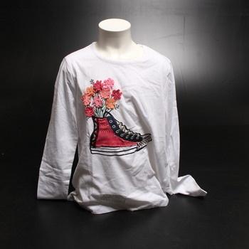 Dívčí tričko Desigual LIVERPOOL T-Shirt