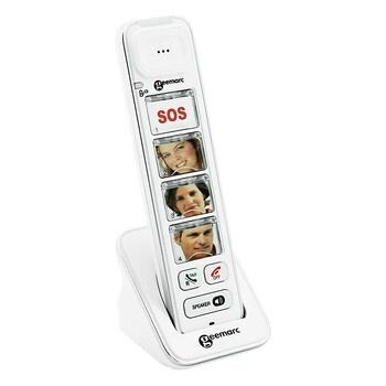 Bezdrátový telefon Geemarc PhotoDECT 295