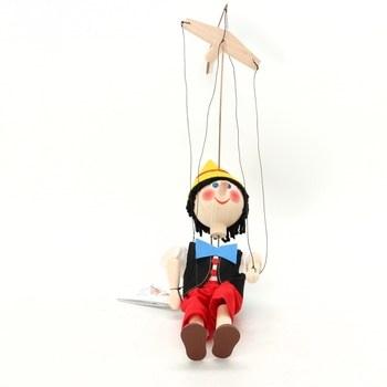 Dřevěná loutka MÚ Brno Pinocchio