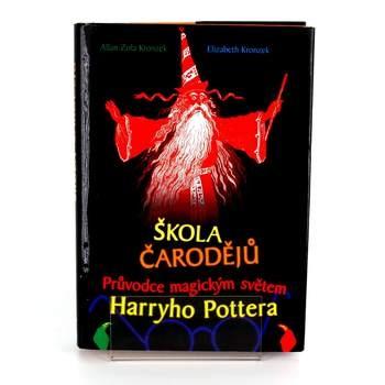 Kniha Škola čarodějů