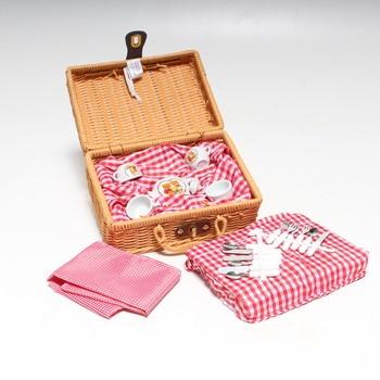 Košík na sladkosti Legler Piknik