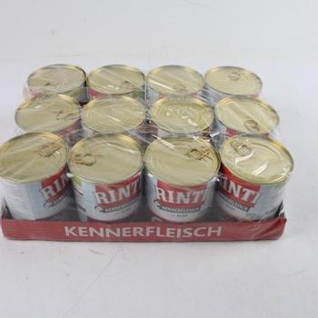 Konzervy pro psy RINTI 91070 s kachnou