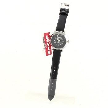 Dámské hodinky Levi's s hvězdičkami LTG1202