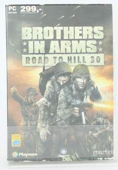 PC hra Brothers in Arms Road To Hill 30