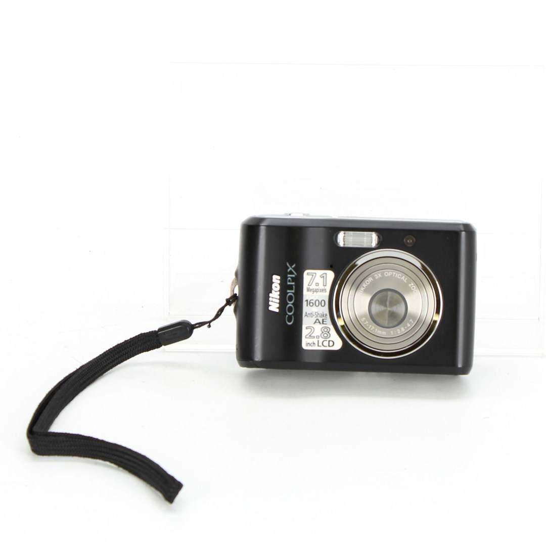 Nikon Coolpix L16 černý