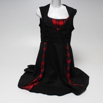 Elegantní šaty Axoe dlouhé