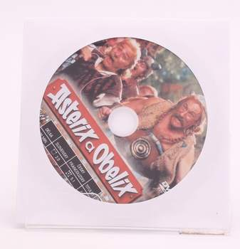 DVD film Asterix a Obelix