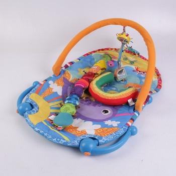 Veselá zvedací hrací deka Lamaze