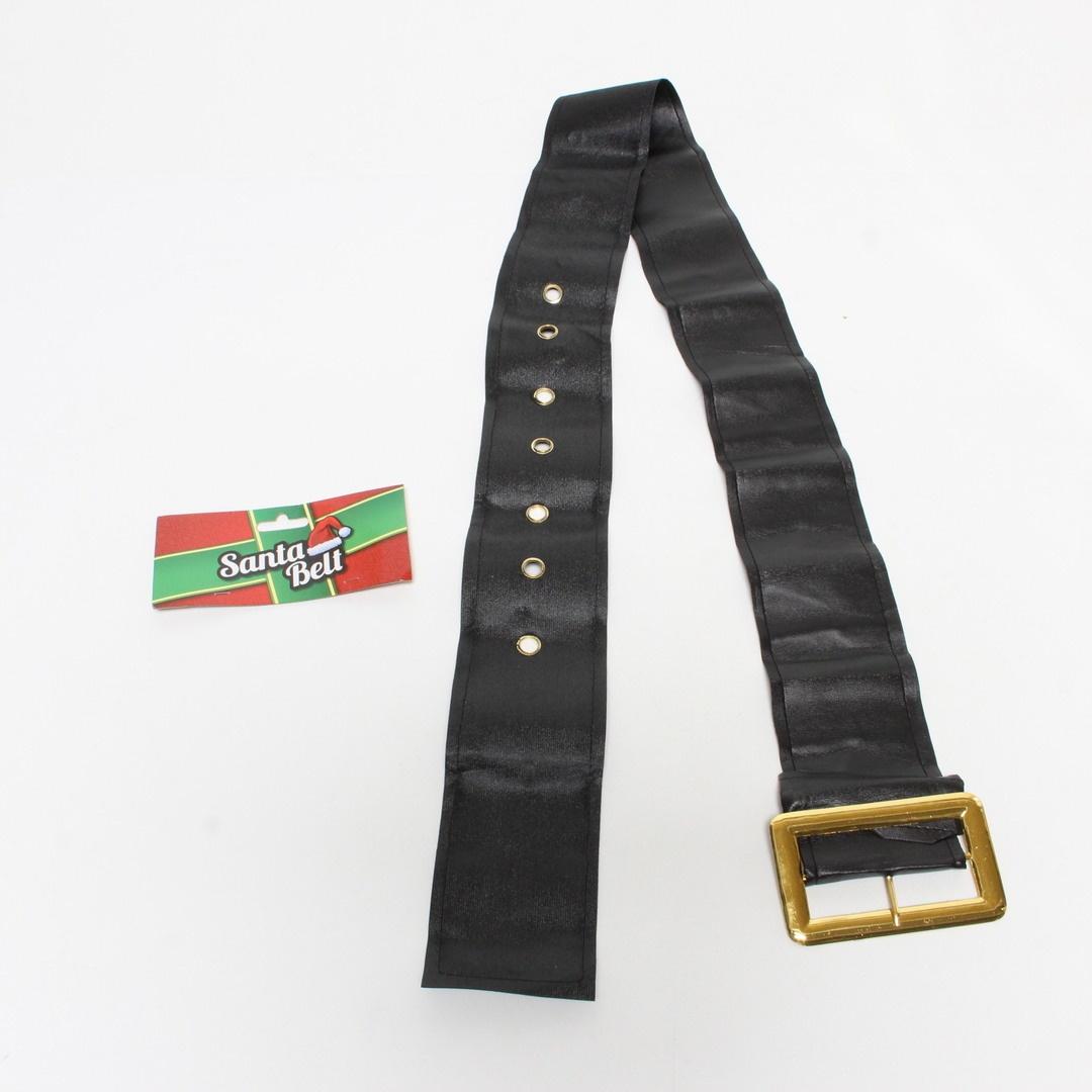 Pásek Bristol Novelty BA011 černozlatý