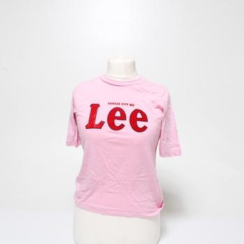 Jednobarevné tričko Lee L43RAIMA