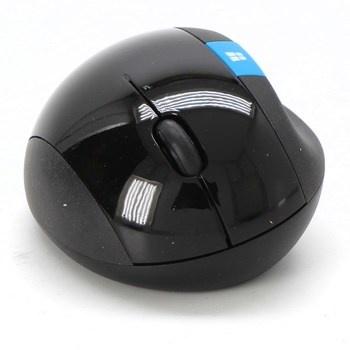 Bezdrátová myš Microsoft L6V-00003 černá