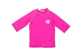 Koupací tričko George růžové