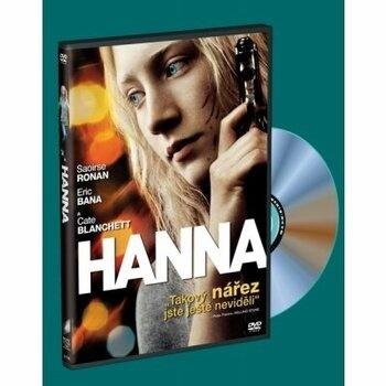 DVD film Hanna dramatický