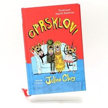 Julian Clary: Oprsklovi