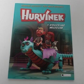 Zábavné aktivity Hurvínek a kouzelné muzeum