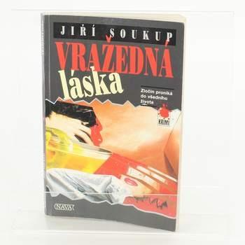 Kniha Nava Vražedná láska Jiří Soukup
