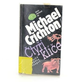 Michael Crichton: Čtyři klíče: Velká vlaková loupež