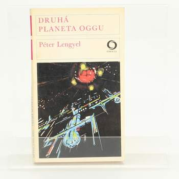 Kniha Péter Lengyel: Druhá planeta Oggu