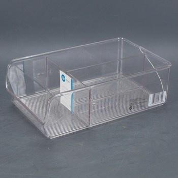 Plastový organizér na věci iDesign
