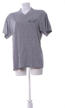 Dámské tričko Veet-T šedé