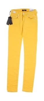 Dámské džíny Replay žluté