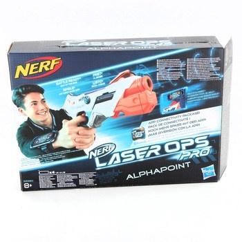 Dětská pistole NERF Alphapoint Laser Ops Pro
