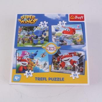 Dětské puzzle Trefl Super Wings