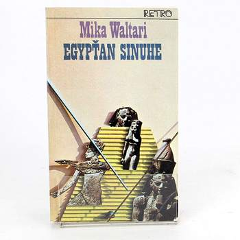 Kniha Mika Waltari: Egypťan Sinuhe I (SK)