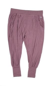 Dámské elastické kalhoty Crivit lila