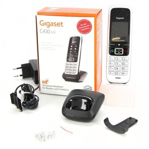 Bezdrátový telefon Gigaset C430 hx