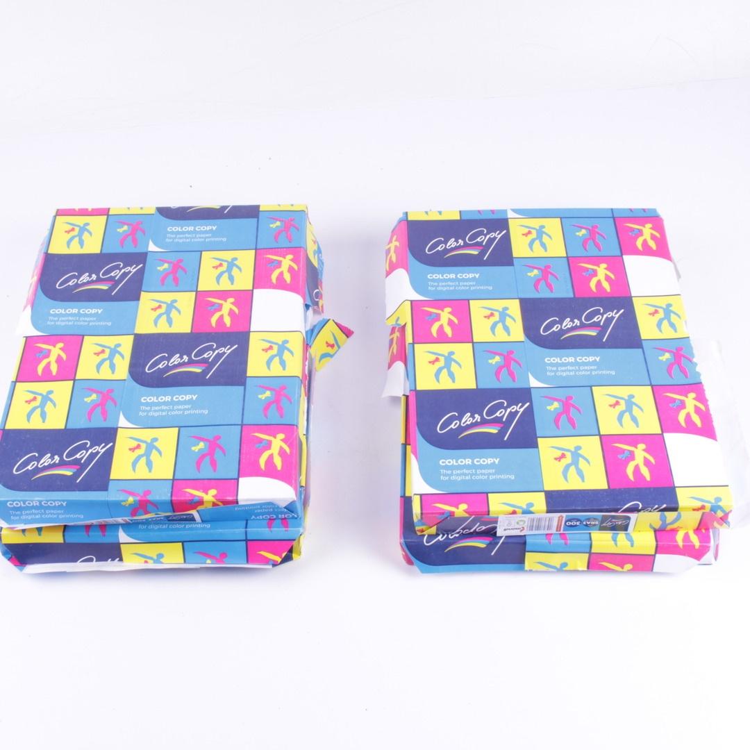 Kancelářské papíry Mondi Color Copy A3 - 4x