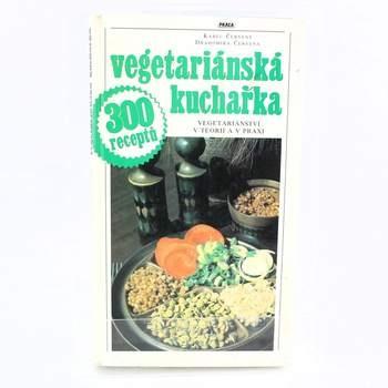Vegetariánská kuchařka K. Červený,D. Červená