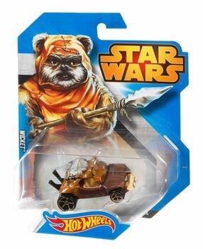 Autíčko Hot Wheels Star Wars 1ks