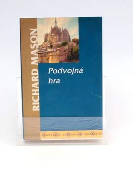 Kniha Richard Mason - Podvojná hra